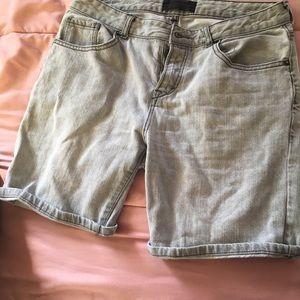 Men's or Boys Jean Shorts